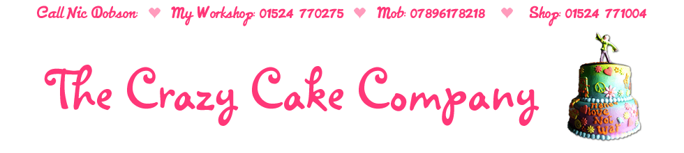 The Crazy Cake Company