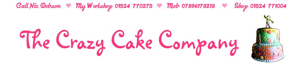 The Crazy Cake Company